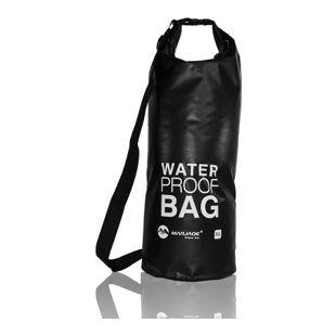 eyepower Trockentasche Dry Bag 30L Schwarz 100% wasserdicht ultraleicht Packsack Stausack inkl. vers