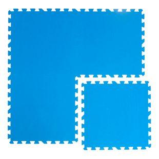 Pool Bodenschutzmatte Blau Größe: 50x50 cm