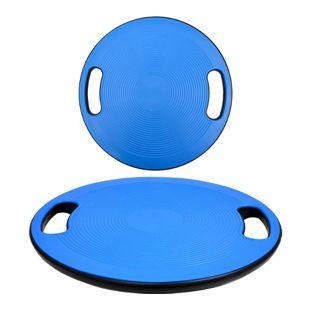 Balance Board 40cm Therapiekreisel Physiotherapie Gleichgewicht Wackelbrett Blau