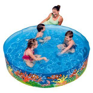 Fill N' Fun Pool 183x38cm Planschbecken Familienpool Schwimmbecken