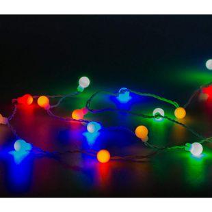 Plaights 100 LED Party Lichterkette - bunt, PL-2840