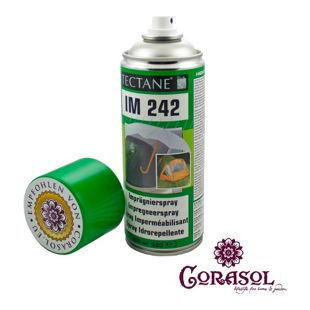 Corasol 19WRS Imprägnierspray, 400 ml Dose für Zubehör für wasserabweisende Sonnensegel, grün (400 ml Dose)