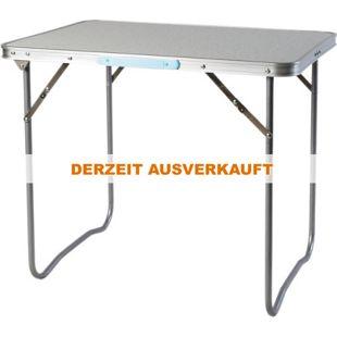 LEX Picknicktisch 70 x 50 x 59 cm, zusammenlegbar, mit Tragegriff