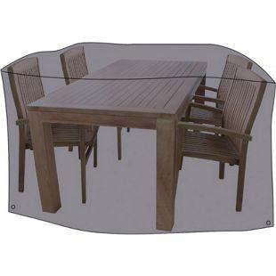 LEX Schutzhülle Deluxe für Sitzgruppen, 230 x 135 x 70 cm, Tragetasche