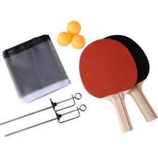 Tischtennis Set für 2 Spieler mit Netz