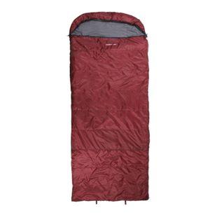 10T Schlafsack Kodiak -21° warm weich 2650g leicht XXL Deckenschlafsack 235x100 Rot