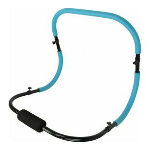 Carnegie Sixpack AB Roller Bauch-Muskeltrainer für zu Hause, mit weicher Moosgummi Ummantelung