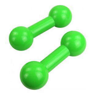 Carnegie Soft Hantelset 2x 500g Fitness-Hantel weiche Aerobic Kurzhantel Gymnastikhanteln griffig