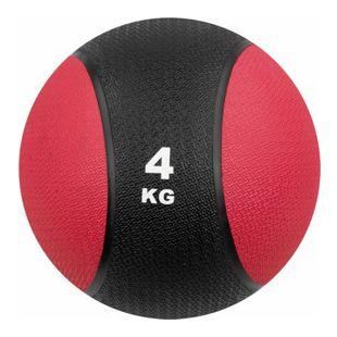 Carnegie 4kg Medizinball Fitnessball Gymnastikball Slamball Krafttraining, Für Ihr tägliches Workout