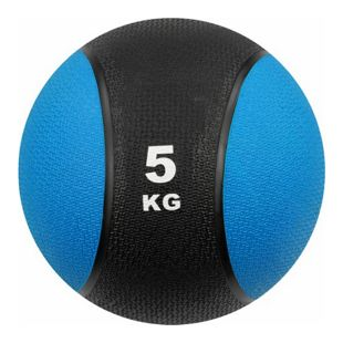 Carnegie 5kg Medizinball Fitnessball Gymnastikball Slamball Krafttraining, Für Ihr tägliches Workout