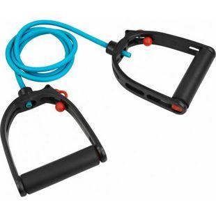 Carnegie Fitness-Tube Gymnastik-Band Widerstandsband Expander Länge verstellbar, Mittlere Ausführung