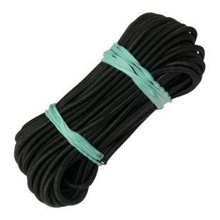 10T Stangengummi Elastic Ø 3 mm x 10 Meter Gummiband Elastikband zur Verbindung von Zeltstangen