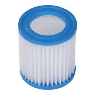 Blueborn Filterkartuschen C8090 Poolpumpen Filter Kartuschenfilter Filterpatrone Ø 8 x 9 cm