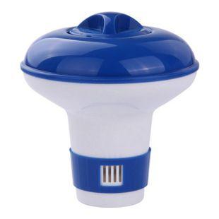 Blueborn XL Dosierschwimmer CP-5 Chlorspender Chemikalienspender für 3 kleine 20g Chlor-Tabletten