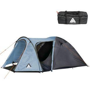10T Zelt Jumbuck Arona 3 Mann Kuppelzelt wasserdichtes Campingzelt 5000mm Igluzelt mit Wohnraum