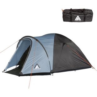 10T Zelt Scone Arona 3 Mann Kuppelzelt wasserdichtes Campingzelt 5000mm Igluzelt mit Vorraum