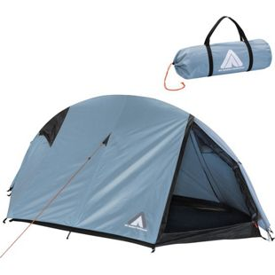 10T Zelt Arcas Arona 2 Mann Kuppelzelt Trekkingzelt Einbogenzelt Campingzelt wasserdicht 5000mm