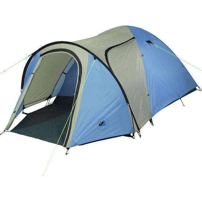 54a762bd65ccca 10T Camping-Zelt Jumbuck 3 Kuppelzelt mit Schlafkabine für 3 Personen  Outdoor Familienzelt mit Vorraum