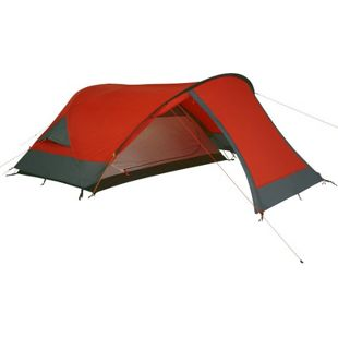 10T Zelt Silicone Biker 2 Mann Trekkingzelt wasserdichtes Campingzelt 5000mm Kuppelzelt mit Vorraum