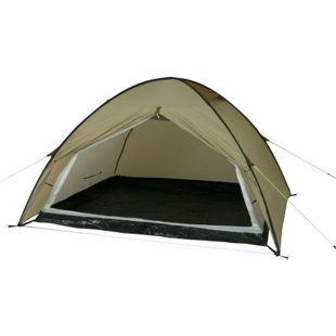 10T Campingzelt Easy 3 beiges Pop-Up Wurfzelt wasserdichtes 3 personen Automatik Zelt mit Innenzelt