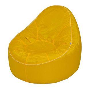 Avenli Pouf II Lounge Ø 118x110 cm Sessel Gartensessel Sitzkissen Sitzsack aufblasbar Outdoor Indoor