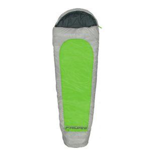 Fridani Schlafsack MG 225x80 cm XL Mumienschlafsack Grün -23 °C leicht warm wasserabweisend waschbar