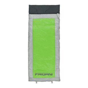 Fridani Kinderschlafsack QG 170 x 70cm Deckenschlafsack +6 °C Grün warm wasserabweisend waschbar