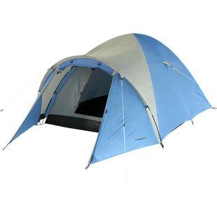 Fridani DSB 3 Mann Camping Zelt Kuppelzelt wasserdicht groß mit Vorraum Belüftung Moskitonetz