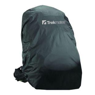 Trekmates Backpack Rain-Cover M wasserdichte Regenabdeckung Regenschutz Regenhülle Rucksack Schutzüberzug für Größen 45 - 65 Liter
