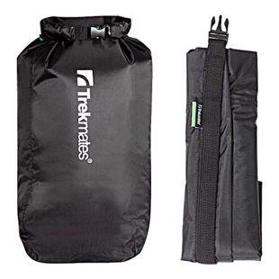 Trekmates Dry Bag 13 L wasserdichter Packsack Packbeutel Rollbeutel Seesack
