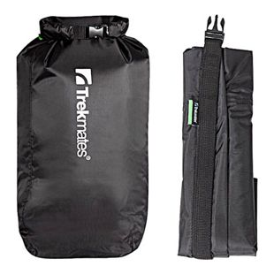 Trekmates Dry Bag 22 L wasserdichter Packsack Packbeutel Rollbeutel Seesack