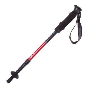 Trekmates Compact Slim Line Pole - ultraLIGHT Aluminium Trekking Stock, 54-120cm, 260g, super kompakt