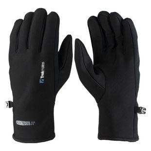 Trekmates Brandreth XL Damen Herren Micro Fleece Handschuh Fingerhandschuh warm