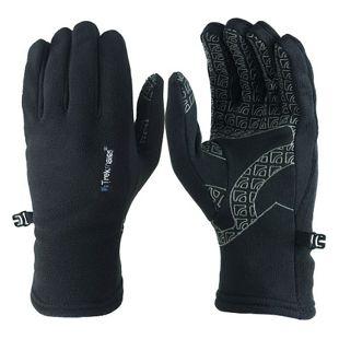 Trekmates Rossett XL Unisex Fleece Handschuh Fingerhandschuh Silikon Handfläche