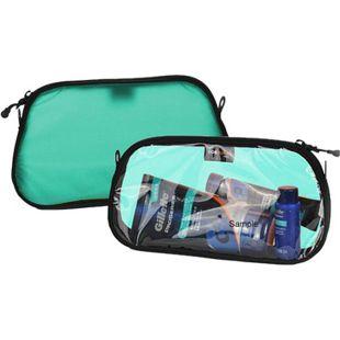 Trekmates Sichtfenster Kulturbeutel Waschtasche Waschbeutel Handgepäck geeignet