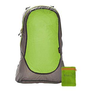 Trekmates Daypack 20L Rucksack 71g Tagesrucksack aus Nylon wasserdichter Tourenrucksack Wanderrucksack, klein zusammenfaltbar inkl Packtasche