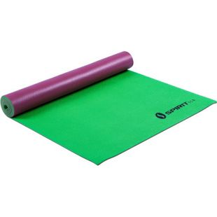 Spirit Yoga-Matte Leaf 175x61 rutschfeste Yogamatte Sportmatte, Pilates, Gymnastik & Fitness