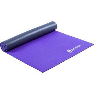 Spirit Yoga-Matte Lavender 175x61 rutschfeste Yogamatte Sportmatte, Pilates, Gymnastik & Fitness