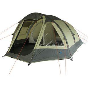 10T Zelt Uranus aufblasbares 5 Mann Tunnelzelt wasserdichtes Campingzelt Familienzelt inkl. Pumpe