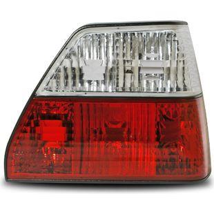 JOM Rückleuchten Klarglas rot / weiß VW Golf 2 Bj. 1983-1991