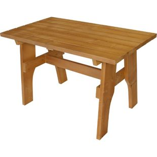 DEGAMO Tisch FREITAL 70x120cm, Kiefer imprägniert