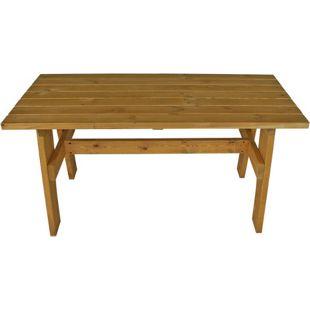 DEGAMO Tisch FREITAL 70x150cm, Kiefer imprägniert