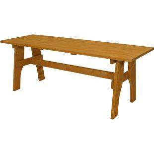 DEGAMO Tisch FREITAL 70x200cm, Kiefer imprägniert
