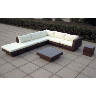 Baidani Rattan Garten Lounge Summerdream
