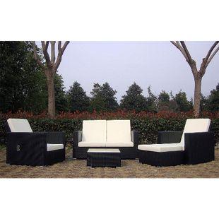 Baidani Rattan Garten Lounge Move