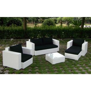 Baidani Rattan Garten Lounge Calypso