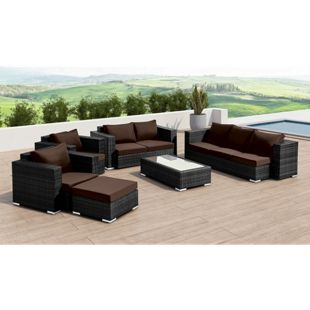 Baidani Rattan Garten Lounge Daylight Select