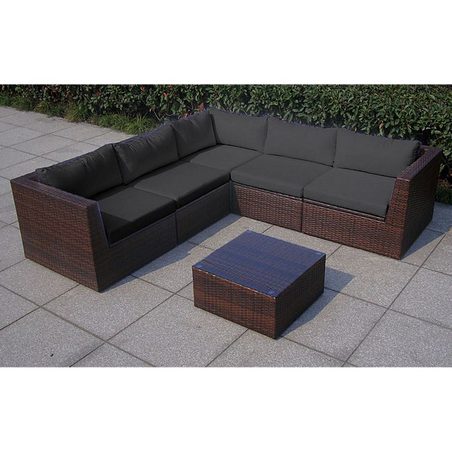 baidani rattan garten lounge surprise select integrierter stauraum online kaufen. Black Bedroom Furniture Sets. Home Design Ideas