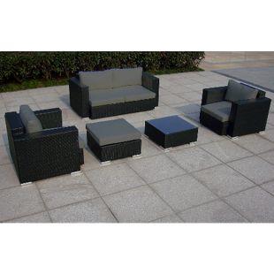 Baidani Rattan Garten Lounge Sundream Select