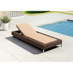 Baidani Rattan Garten Liege Ocean Dream Select